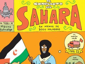 Còmic sobre el Conflicte del Sàhara